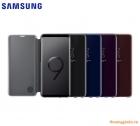 Bao da Samsung Galaxy S9+/ G965 Clear View Standing Cover chính hãng
