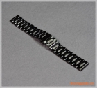 Dây đồng hồ Samsung Gear S2 classic (20mm, chất liệu thép, mỗi hàng dây 3 mắt)