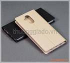 Bao da Huawei Mate 20 Lite, bao da cầm tay nắp gập mở, hiệu Vili