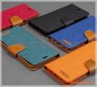 Bao da thời trang Samsung Galaxy S8+/ S8 Plus/ G955 (Hiệu GOOSPERY, CANVAS DIARY)