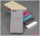 Bao da BlackBerry Keyone flip leather case (hiệu VILI)