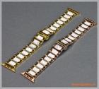 Dây đồng hồ Apple Watch 42mm (gốm sứ kết hợp với thép không gỉ)