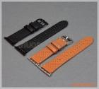 Dây đồng hồ Apple Watch 42mm (chất liệu da bò, Nike Edition, mẫu 2)