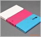 """Bao da Nokia 8 (5.3"""") flip leather case, hiệu Vili"""