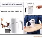 Cốc cách nhiệt với đế hút chân không (470ml), Grace Suction Mug