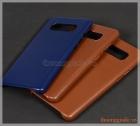 Ốp lưng da cho Samsung Galaxy Note 8/ N950 (hiệu Icarer)