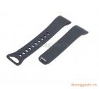 Dây đồng hồ Samsung Gear Fit 2/ R360 màu xám đen (hàng chính hãng)