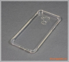 Ốp lưng silicone Samsung Galaxy A6+/ A6 Plus , ốp trong suốt chống sốc bốn góc