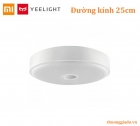 Đèn ốp trần Xiaomi Yeelight LED Ceiling Lamp mini (25cm, cảm biến bật tắt)