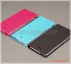 Bao da thời trang Mi 5X/ Mi5X, Mi A1 flip leather case (hiệu Vili)