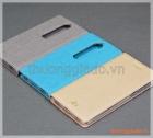 Bao da Nokia 6 (2018) flip leather case, hiệu Vili