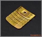 Bàn phím Nokia 8600 Luna màu gold