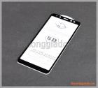 Dán kính cường lực Samsung Galaxy A8/ A530, dán full màn hình, loại 5D