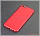 """Ốp lưng nhựa cứng iPhone 6/ iPhone 6s (4.7"""") màu đỏ, Touch Series"""