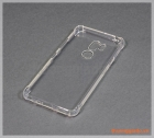 Ốp lưng silicone LG G7 ThinQ, ốp trong suốt chống sốc bốn góc