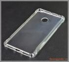 "Ốp lưng silicone Mi Max 2 (6.44"")/ Clear TPU Case, màu trong suốt, mẫu 2"