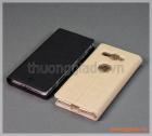 Bao da Sony Xperia XZ2 Compact, bao da cầm tay nắp gập mở kiểu flip, hiệu Vili