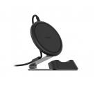 Đế sạc không dây để bàn và trên xe hơi Mophie Charge Stream Desk Stand 10W