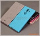 Bao da Nokia 7 Plus/ Nokia 7+ flip leather case, hiệu Vili