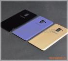 Thay nắp lưng kính Samsung Galaxy A8+/ A8 Plus/ A730 (nắp đậy pin)