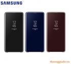 Bao da Samsung Galaxy S9/ G960 Clear View Standing Cover chính hãng