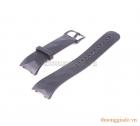 Dây đồng hồ Samsung Gear Fit2 Pro/ Gear Fit 2/ R360 màu đen đỏ (size L), chính hãng