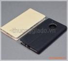 Bao da cầm tay Moto E4 Plus, Motorola flip leather case, hiệu Vili