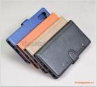 Bao da Samsung Galaxy Note 10+ (N975), bao da cầm tay, chất liệu da bò, hiệu Kaiyue