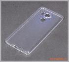 Ốp silicone HTC U11 EYES, loại siêu mỏng trong suốt