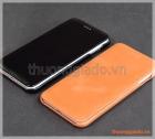 """Bao da cầm tay iPhone 8 Plus (5.5""""), iPhone 7 Plus (5.5""""), hiệu Icarer, da mịn"""