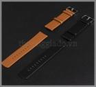 Dây đồng hồ Samsung Gear S3 Classic, Gear S3 Frontier, Amazfit (22mm), da PU