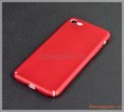 """Ốp lưng nhựa cứng iPhone 7 (4.7""""), iPhone 8 (4.7"""") màu đỏ, Touch Series"""