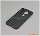 Ốp lưng silicone Nokia X7 (2018)/ Nokia 7.1 Plus, hiệu X-Level, màu đen