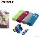 Khăn làm mát thể thao ROMIX RH20 cool towel (hộp đựng kiểu dáng non bia)
