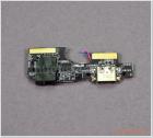 Bo mạch chân sạc Asus Zenfone 3 Zoom (ZE553KL), gồm cả míc nghe gọi