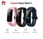 Vòng đeo tay Huawei Honor Band 4 (màn hình màu Oled, calo, hiện số gọi đến)