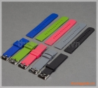 Dây đồng hồ thông minh 20mm, Samsung Gear S2 Classic, Gear Sport (dây cao su)