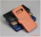 Bao da Samsung Galaxy S10, G973, Bao da cầm tay, chất liệu da bò, hiệu Kaiyue