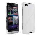 Ốp lưng Blackberry Z30 Transform Shell màu trắng (hàng chính hãng)