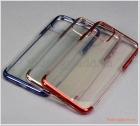 "Ốp lưng Silicone iPhone 11 Pro Max (6.5""), viền màu hiệu Baseus Shining Protective Case"