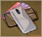 Ốp lưng silicone Huawei Nova 2i (hiệu S-Line)