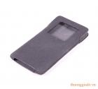 Bao da cầm tay bỏ túi Blackberry DTEK60 chính hãng (có cửa sổ view)