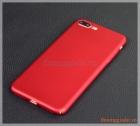 """Ốp lưng nhựa cứng iPhone 7 Plus (5.5"""") màu đỏ, Touch Series"""