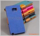 Bao da thời trang Samsung Galaxy Note 5/ N920 (Hiệu GOOSPERY, CANVAS DIARY)