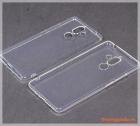 Ốp lưng silicone Nokia 7 Plus/ Nokia 7+ , ốp màu trong suốt