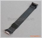 Dây đồng hồ Samsung Gear Fit 2/ R360/ Gear Fit2 Pro (hợp kim, mắt lưới, hít nam châm)