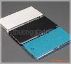 Bao da BlackBerry Motion flip leather case (hiệu VILI)