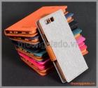 "Bao da thời trang Huawei P10 (5.1""), Hiệu GOOSPERY, CANVAS DIARY, mặt ngoài bọc vải"