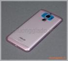 """Thay vỏ (nắp lưng) Asus Zenfone 3 Max (5.5"""")/ ZC553KL màu hồng"""
