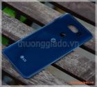Thay nắp lưng kính LG V30 chính hãng màu xanh